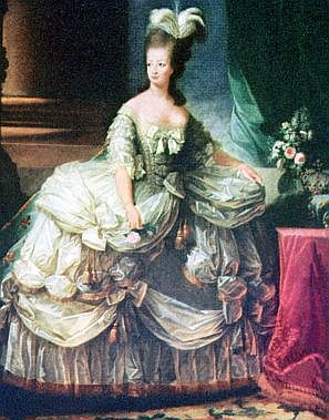 Queen Marie Antoinette of France, who welcomed Cagliostro to her court