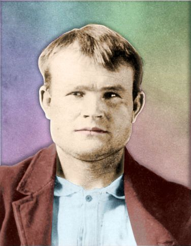 Butch Cassidy (George Leroy Parker), an affable robber