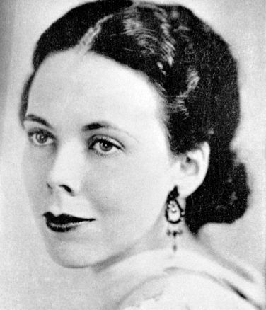 Mary McElroy, the daughter of Kansas City's city manager